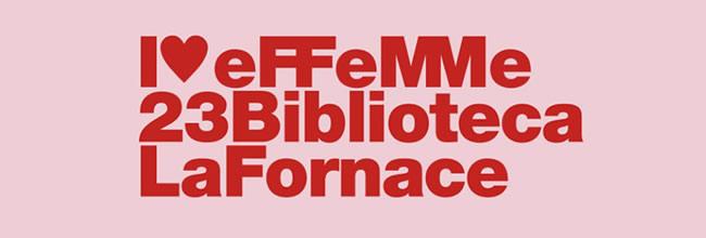 11 compleanno Biblioteca La Fornace
