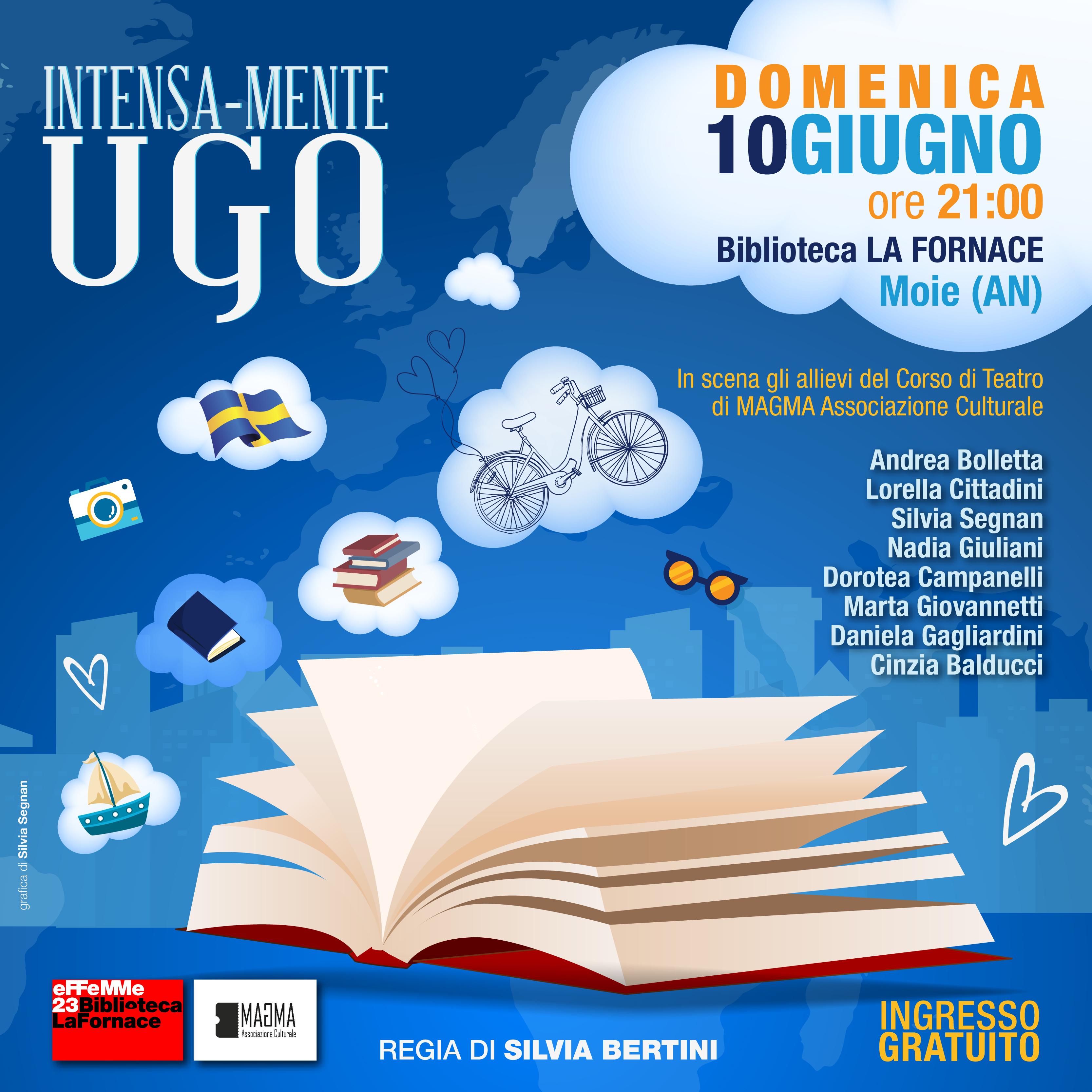 Spettacolo teatrale: Intensa-mente UGO