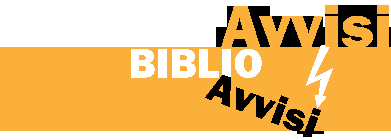 AVVISI (Biblioteca chiusa fino al 3 aprile per il nuovo DPCM del 9 marzo 2020)