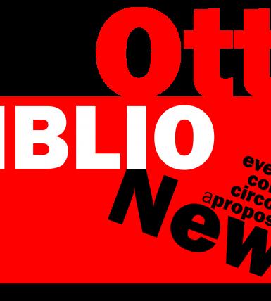 BIBLIOnewsOTTOBRE – Gli appuntamenti di questi giorni (con evento del 30/10 solo in collegamento)