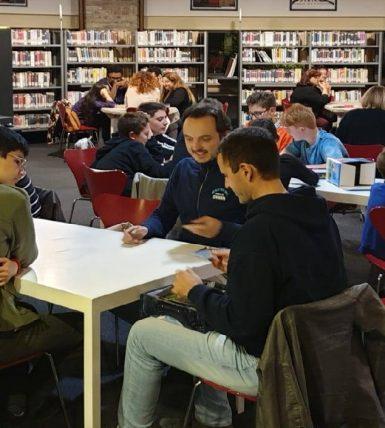 Censimento  delle Biblioteche e delle Associazioni ludiche marchigiane