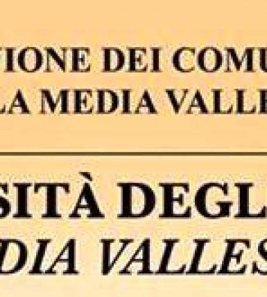 """Inaugurazione  14° anno accademico """"Università adulti Media Vallesina"""""""
