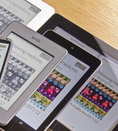 La Biblioteca la Fornace in formato digitale